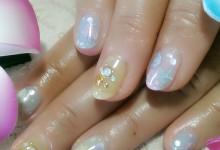 Pastel summer Nail ♪