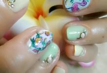 Pineapple  Nail ♪