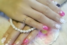 Flower Lace Nail ♪